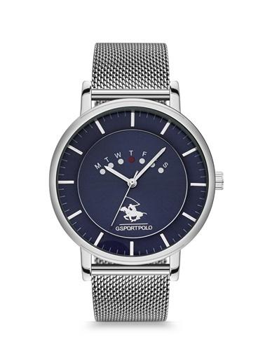 G Sport Polo Saat Mavi